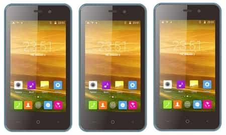 Maximus Vjoy Rainbow+ Smartphone