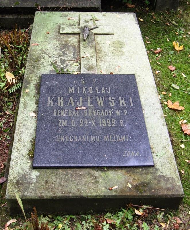 Moje Cmentarze Mikołaj Krajewski
