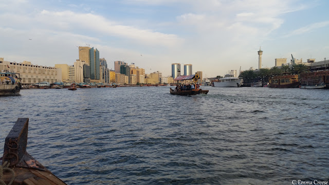 City Guide Dubai essentials Dubai Creek water taxi