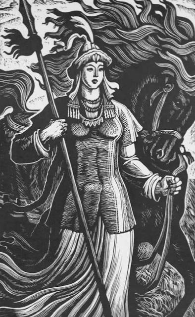 Greek Woman Warrior TARİH VE ARKEOLOJİ: ...