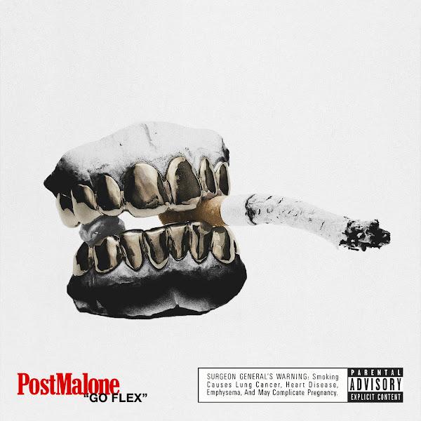 Post Malone - Go Flex - Single Cover