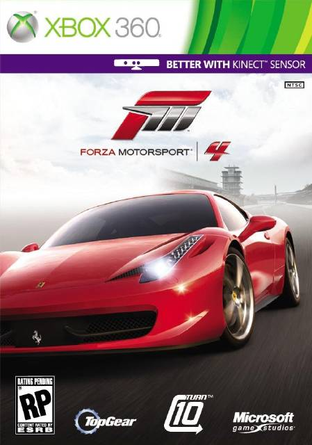 Forza Motorsport 4 Game of the Year Edition [Jtag/RGH + DLC