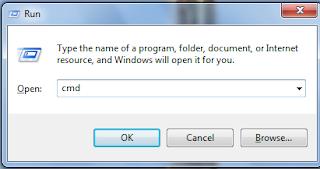 Cara Mudah Menghapus Dan Menghilangkan Virus Shortcut Di Flashdisk Dengan CMD