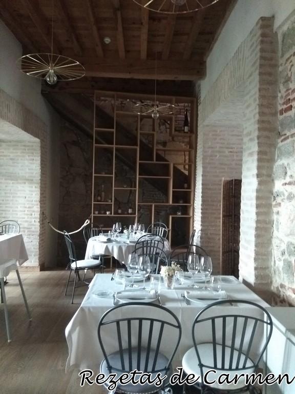 """Menú Micológico Buscasetas"" en Restaurante Palacio Sofraga"