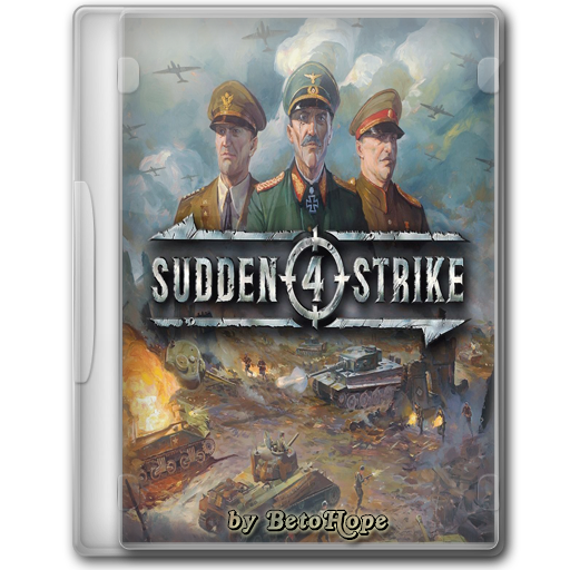 Sudden Strike 4 Full Español