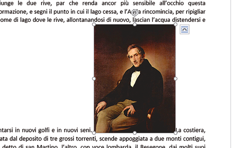 Come inserire l'immagine in un documento word