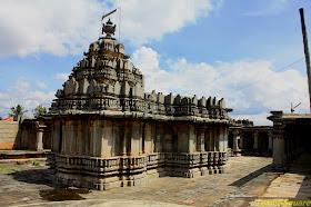 Sri Chennakeshava Temple, Anekere