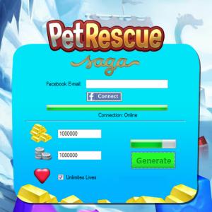 GAME Extensions: Pet Rescue Saga Hack Tool