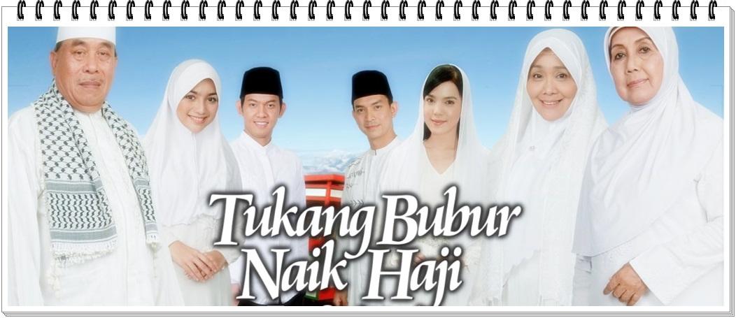 banner para pemain tukang bubur naik haji the series