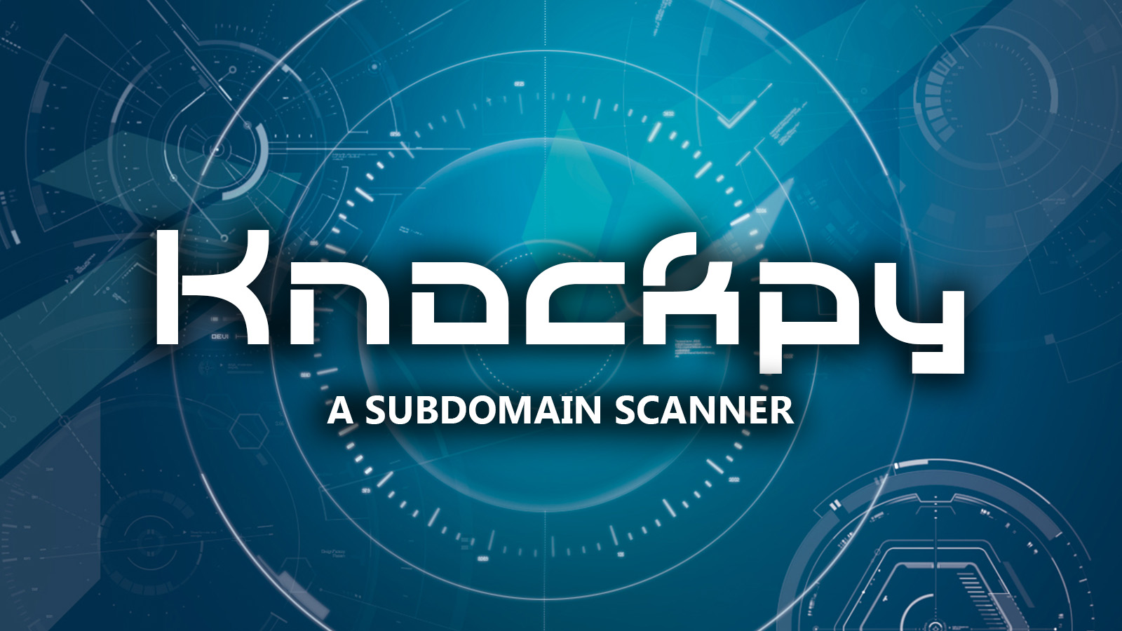 Knockpy Subdomain Scanner