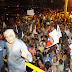 ANTONIO HENRIQUE E MOISÉS SÃO RECEBIDOS COM FESTA POR CENTENAS DE MORADORES DO RESIDENCIAL SÃO FRANCISCO