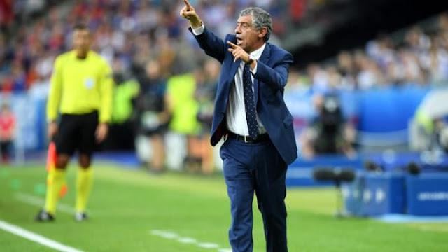 Fernando Santos Berharap Pemain Portugal Bisa Sapu Bersih Sisa Pertandingan