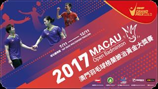 Macau Open Grand Prix Gold 2017