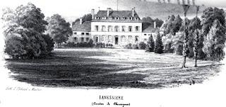 Patrimoine de l'Allier: château de Fanessière