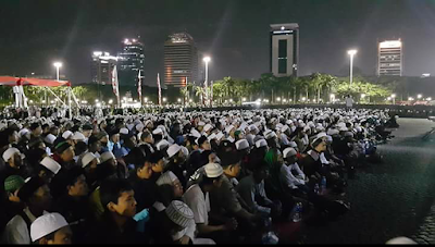 Point Penting dari Tausyiah Kebangsaan Maulana Habib Luthfi bin Yahya di Monas