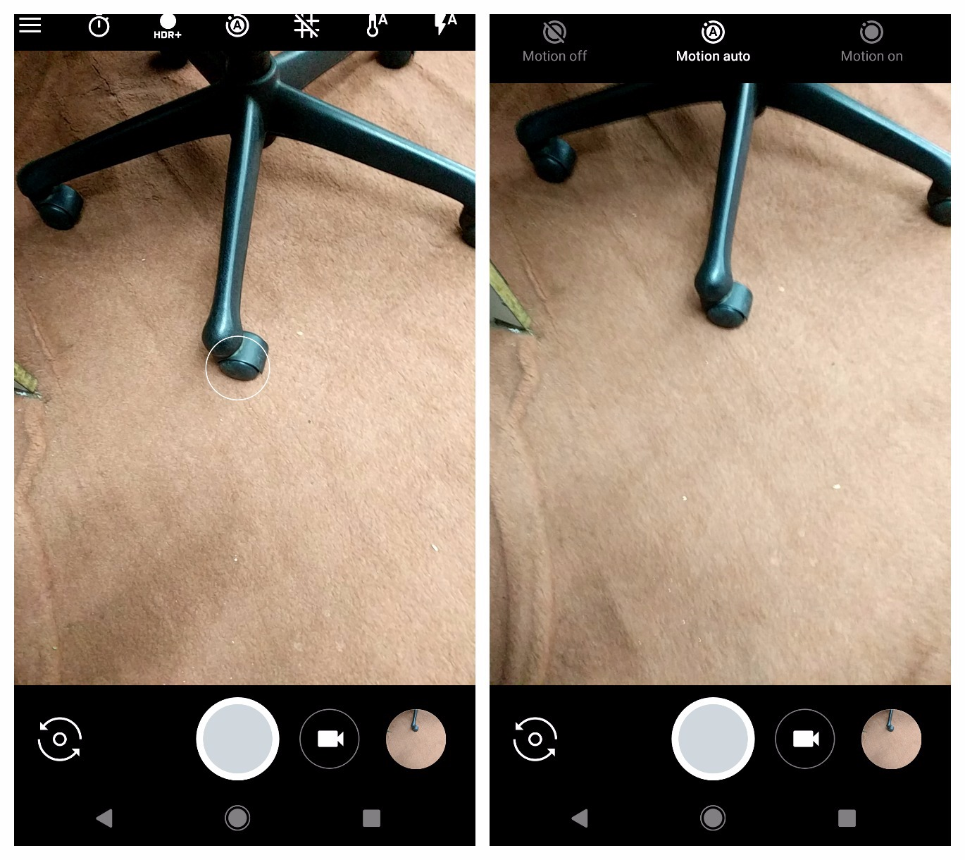 APK] Google Camera 5 1 App From Pixel 2 And Camera 5 0 With