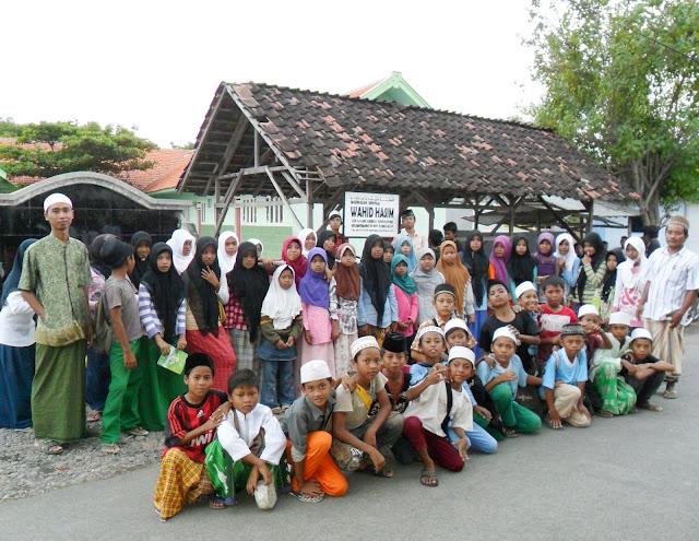 Jika Santri Madrasah Diniyah dan Pesantren Tidak ada, Indonesia tak Akan Pernah Ada