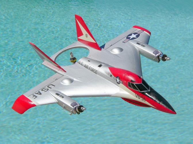 ARF - BSI Adhesives - Airplane Kit Make-Over