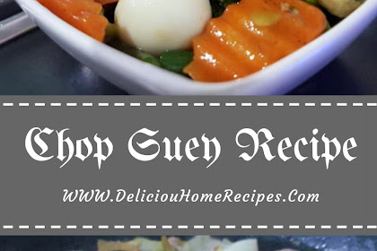 Chop Suey Recipe #christmas #vegan
