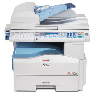 Driver impresora ricoh aficio mp 201spf.