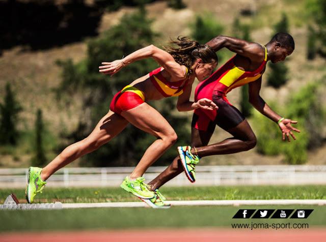 Joma presenta los uniformes de los atletas españoles para Rio