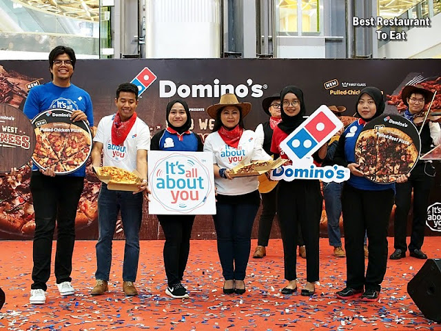 DOMINO PIZZA MALAYSIA PROMOTION | Domino's Wild West Madness Promotion