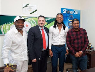Hurray! Flavour Signs Endorsement Deal As Brand Ambassador For Life Beer