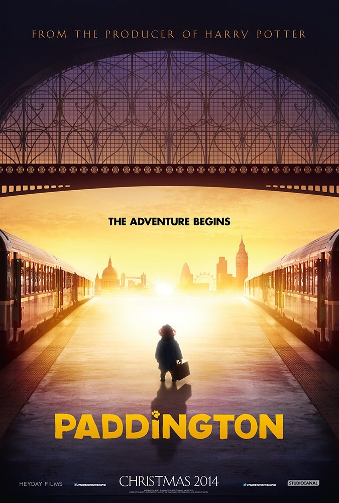 Poster: Paddington - The Movie
