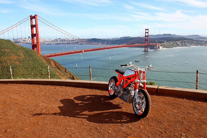 Ducati Hyper Scrambler