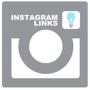 All the Instagram links for Created for Learning's educational resources, videos, and all the rest.