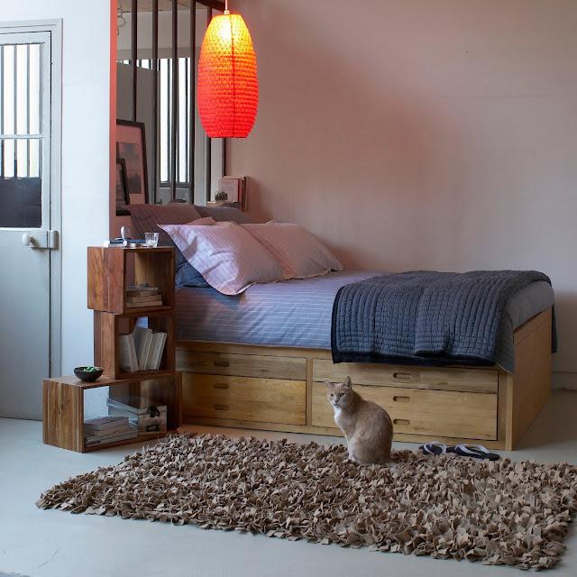 des chambres d 39 enfants esprit nature ou romantiques. Black Bedroom Furniture Sets. Home Design Ideas