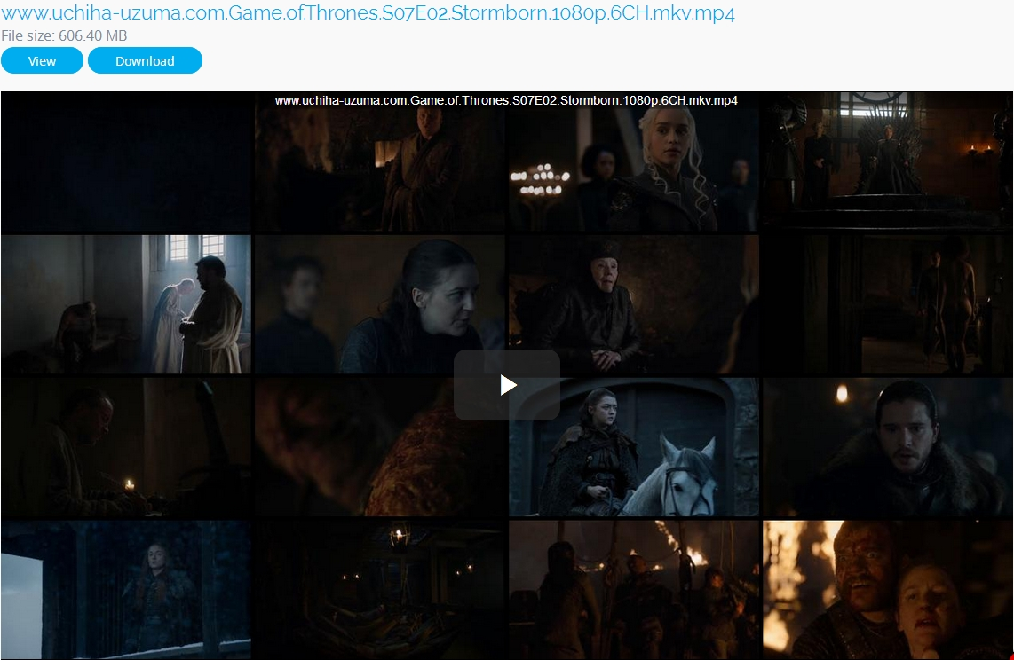 Screenshots www.uchiha-uzuma.com.Game.of.Thrones.S07E02.Stormborn.1080p.6CH.mkv 720p 480p 360p MKV MP4