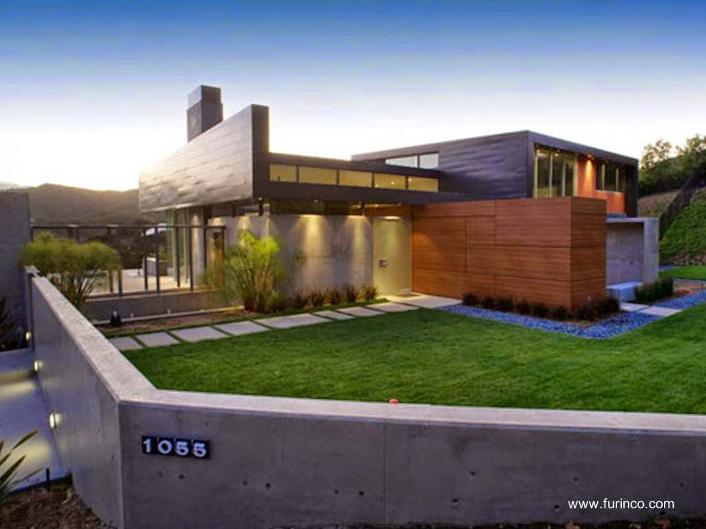 Arquitectura de casas casas modernas y contempor neas for Proyectos casas minimalistas