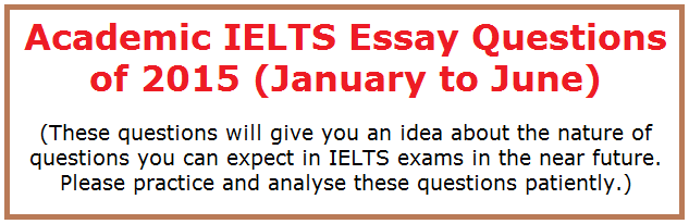 ielts george andrews darsana ielts academy home academic ielts essay questions of 2015 to
