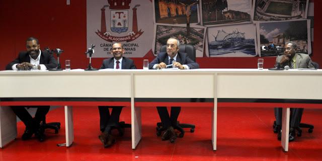 Vereadores aprovam projeto que altera o Código Tributário de Alagoinhas