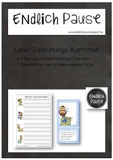 https://www.teacherspayteachers.com/Product/Lese-Zuordnungs-Karten-3646369