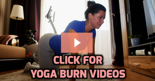 yoga burn for weight loss
