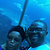 JJC Skillz And His Pregnant Wife, Funke Akindele Vacation In Dubai (Photos)