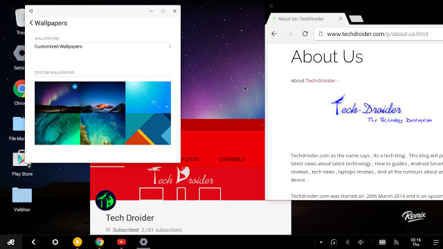 Jide discontinues the Remix OS!!!