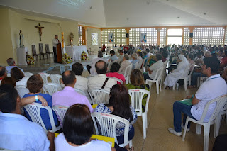 MiniAssembleia Arquidiocesana de Pastoral 2016