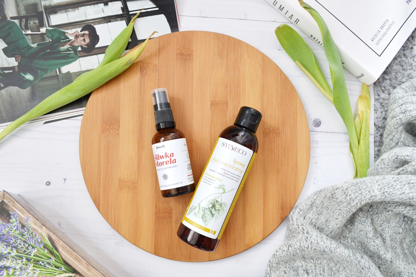 demakijaż naturalne kosmetyki blog