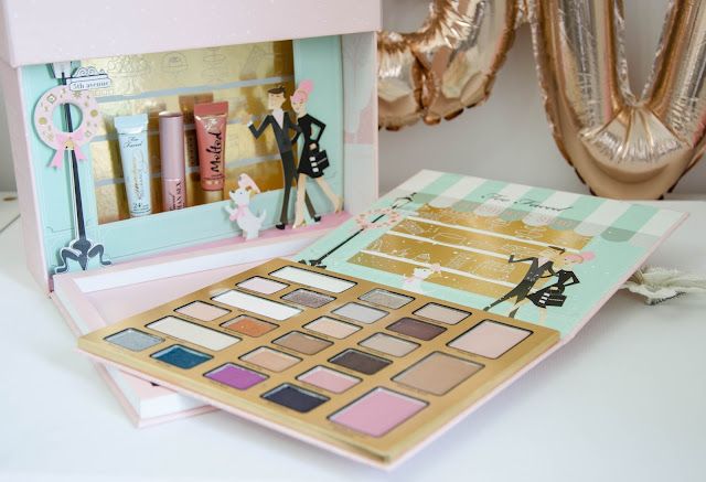 he chocolate Shop de Toofaced,