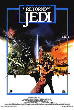 La Bogeria Del Cine: Star Wars VI: El Retorno del Jedi