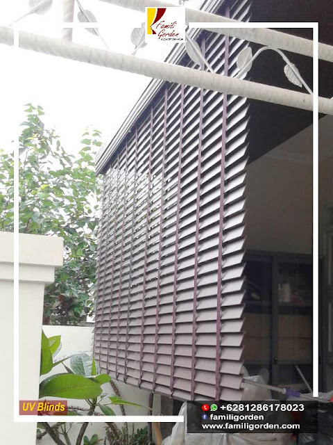 Tirai Outdoor UV Blinds