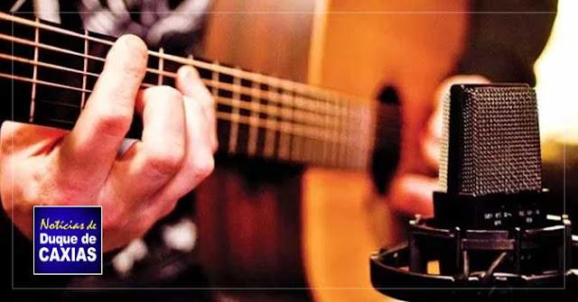 Inscrições para aula de canto-coral e violão em Duque de Caxias vão até dia 23