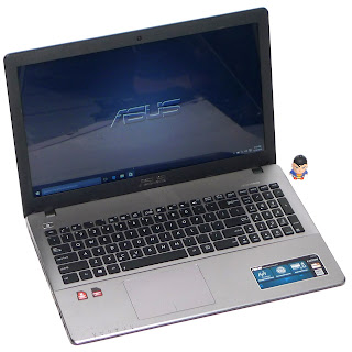Laptop Gaming ASUS X550Z AMD A10 Second