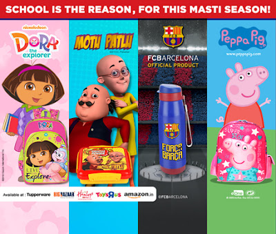 NickALive!: Viacom18 Consumer Products Launches New Range Of