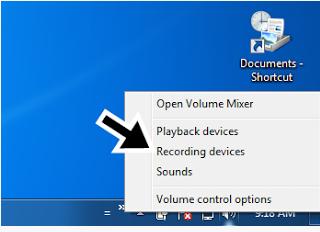 Cara memperbaiki Microphone komputer yang rusak