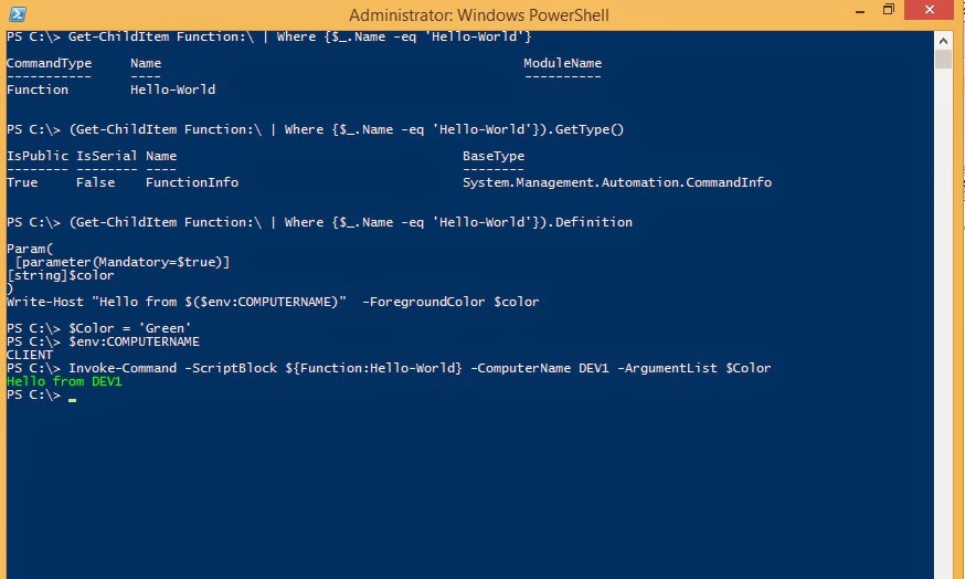 SharePoint Trenches: 2014