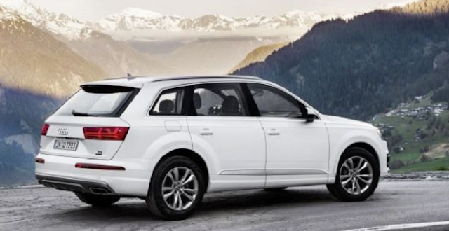 2018 Audi Q7 Reviews, Rumors, Price, Release Date